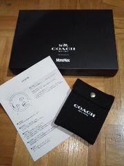 COACH/コーチ旅行に便利なアラーム付き☆トラベルクロック