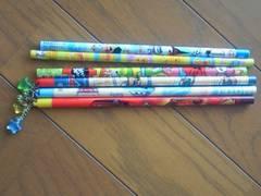 Bの鉛筆6本セット
