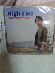 ���R�D�nHigh FiveCD�{DVD�������Ճ|�X�g�J�[�h�t��