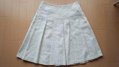 anysis(エニィスィス)☆11号白色フォーマルスカート
