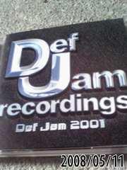 送料無料R&BDef Jam 2001国内盤
