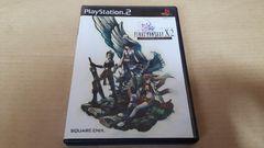 PS2☆ファイナルファンタジーX-2インターナショナル ラストミッション☆状態良い♪