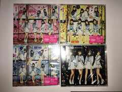 HKT48★バグっていいじゃん★TypeABC(DVD付)+劇場盤☆4枚セット