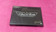 今井翼 Dance and Rock★TSUBASA IMAI★Tour´09 DVD�A枚+CD�@枚