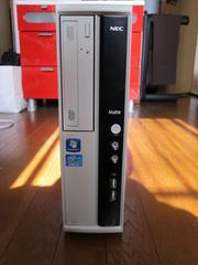 NEC Mate J PC-MJ25MLZCC Core i5-2400S/2G/250GB//Windows7