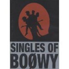 ■DVD『SINGLES OF BOΦWY』氷室京介 布袋
