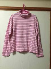 B068/TOURSTAGE/LLサイズ/ピンク/長袖/トップス/