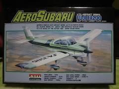 絶版品・エアロスバルFA200