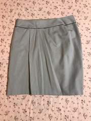 新品同様 INDIVI ポンチタイトスカート サイズ17号〜19号