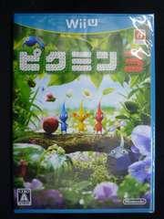 ◆新品WiiU ピクミン3