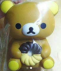 リラックマ ミスタードーナツ コラボ 福袋 スクイーズ人形