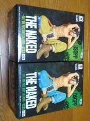 ワンピース THE NAKED vol.4 ウソップ 全2種
