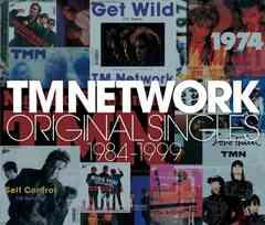 新品即決TM NETWORK ORIGINAL SINGLES 1984-1999 TMNベストBEST