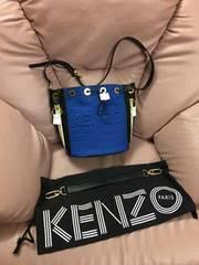 KENZO ケンゾー 美品 ショルダーバッグ 2way 正規品