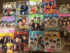 Winkup大量まとめ売り★14冊嵐、関ジャニ∞、Hey!Say!JUMP他