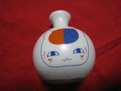 限定 夏目友人帳 ニャンコ先生 ミニトックリ プレミアム陶器コレクション 未使用