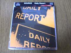 SOURCE CD Daily Report ソース