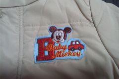 タキヒヨー/ディズニーbaby/ミッキーマウス/ダウンコート/フード付/95