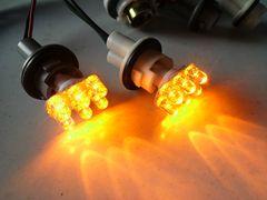 ラパン.アルトなど 6連LEDサイドウインカー球即決価格