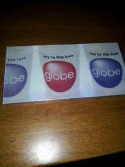 globe*Joytothelove�������N��*CD�V���O����i