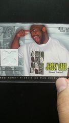 2003 ボブサップ コスチュームカード