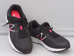 new balance �j���[�o�����X W480 23.5cm BLACK