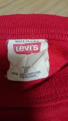 70s〜80s Levi's リーバイス ンテージスウェット オリジナル