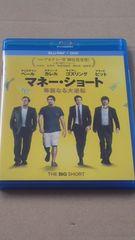 マネーショート ブルーレイ+DVD セット クリスチャンベール スティーブカレル ブラッドピット