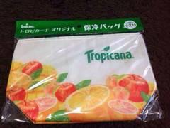 新品未開封  トロピカーナ  オリジナル  保冷バッグ