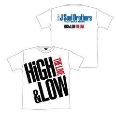 HiGH&LOW  会場限定Tシャツ