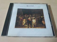 CD「ブラームス:ピアノ協奏曲第2盤 バレンボイム/メータ」★