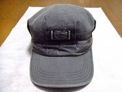 完売人気!ネイバーフッド加工ワークキャップneighborhoodworkcap帽子黒