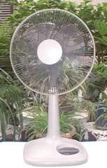 SANYO/EF-LD6M,ナチュナルマイルド30cm扇風機中古完動品