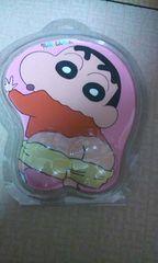 クレヨンしんちゃん 立体マウスパッド ピンク