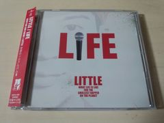 LITTLE CD「LIFE」KICK THE CAN CREW●