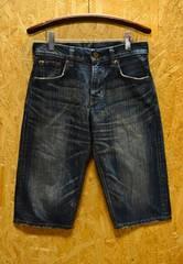 ◆廃盤◆エドウィン50532 デニムショーツ W28(84cm)・股下41cm