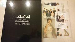 AAA「2013 TOUR BOOK『Eighth Wonder』」PREMIUM BOX