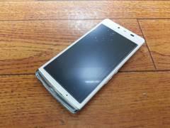 即落/即発!!新品未使用 SH-04E AQUOS PHONE EX ホワイト