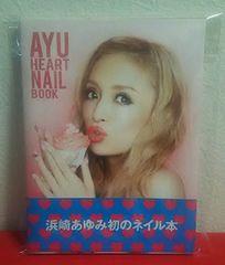 浜崎あゆみ写真集:AYU HEART NAIL BOOK