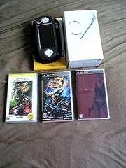 PSP+ソフト纏め売り