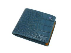 アーノルドパーマー ARNOLD PALMER 二つ折り 短財布 ブルー