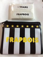 FRAPBOIS フラボア 非売品 ノベルティ ポーチ 絆創膏