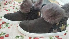 新品アナスイ靴24センチ