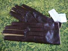 トランスマーケット ポルトラーノ皮革仕様Sサイズ羊皮革手袋