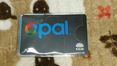 Opalcard オーストラリア 海外ICカード オーパル コレクターの方