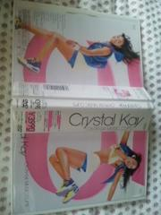 《クリスタル・ケイ/CK99-04music Clips》【音楽DVDソフト】