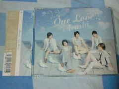 CD 花より男子ファイナル 主題歌 One Love 通常盤 嵐 ARASHI