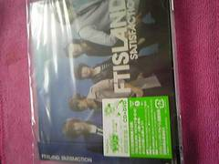 FTISLAND SATISFACTION,CD+DVD ����� �`
