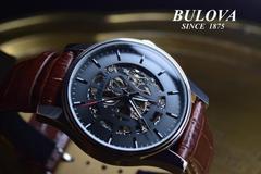 激レアNASA公認ブローバBulova腕時計US高スペック機械式