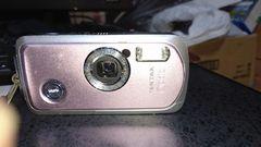 ペンタックスのデジタルカメラ バッテリー付き